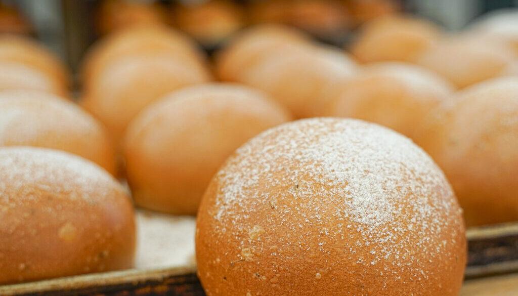 floured potato