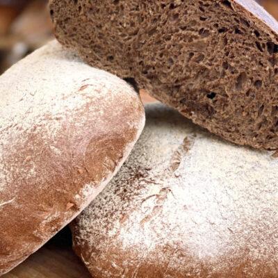 Malted Bread Roasted Sesame