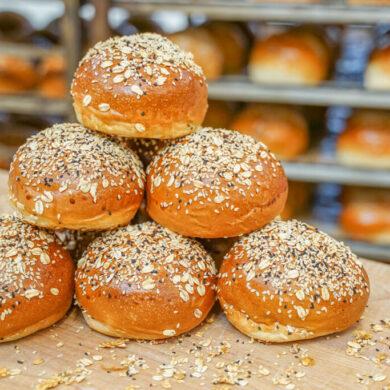 Roasted Malted Grain