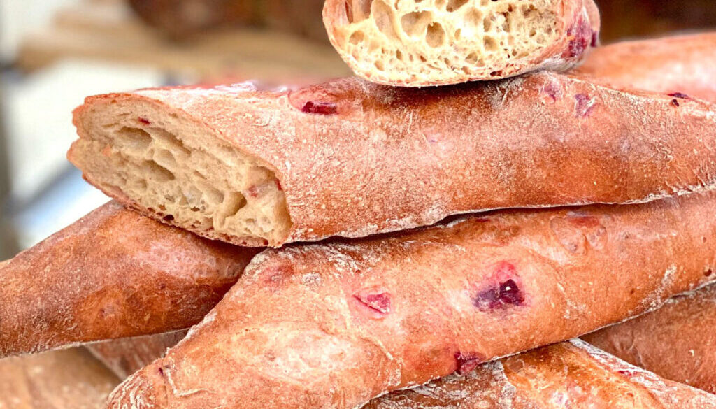 Rote Beete Baguette
