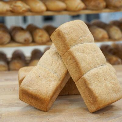 Weizenvollkorn Toast